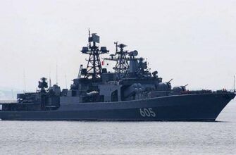 БПК «Адмирал Левченко» модернизируют по примеру однотипного «Маршала Шапошникова»