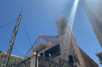 """""""Боевое Братство"""" отправило гуманитарную помощь в воскресную школу сирийского Забадани"""