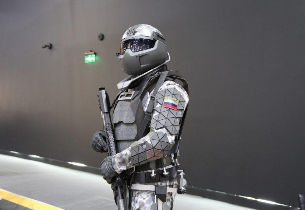В США оценили российскую боевую экипировку «Ратник»