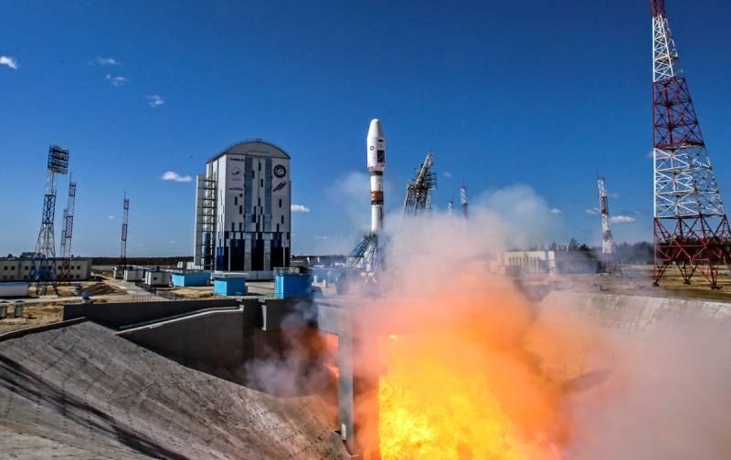 На Восточном построят стартовый комплекс для многоразовой СПГ-ракеты