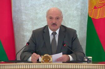 Лукашенко предупредил западных лидеров и Зеленского