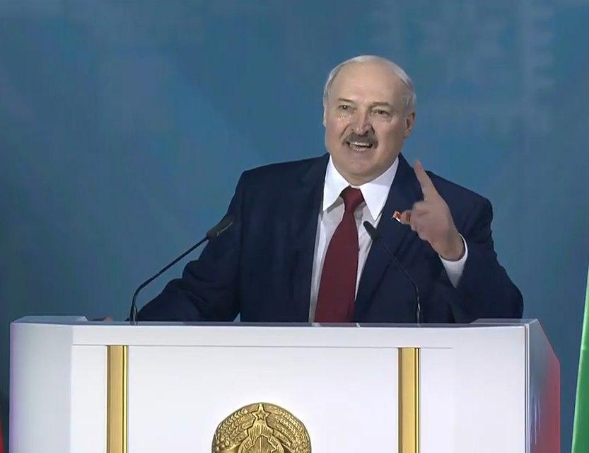 Лукашенко о задержанных в Белоруссии россиянах