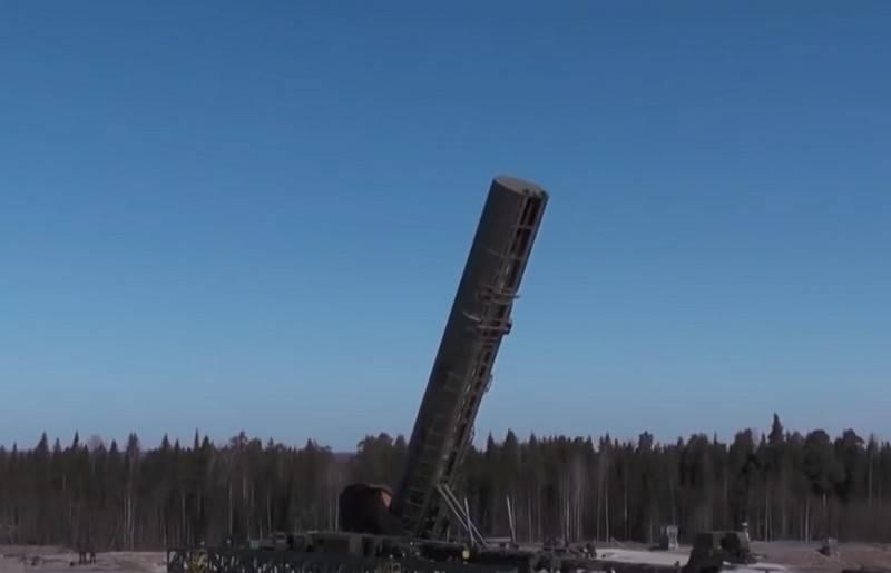 Рогозин заявил о скором принятии на вооружение МБР РС-28 «Сармат»