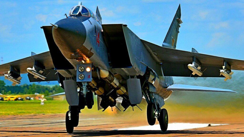 Пять МиГ-31БМ поступили на вооружение ВКС России
