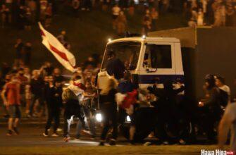 Участникам и организаторам массовых беспорядков грозит до 8 и 15 лет лишения свободы