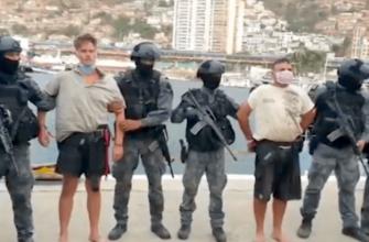 Наемники ЧВК Silvercorp получили 20 лет тюрьмы в Венесуэле