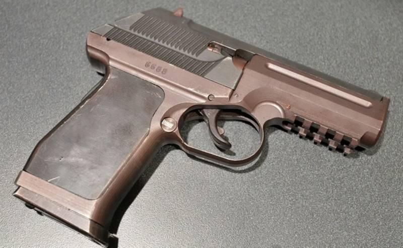 ЦНИИточмаш показал бесшумный пистолет ПСС-2