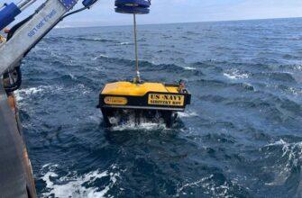 Подводный аппарат обнаружил затонувшую амфибийную машину Корпуса морской пехоты США с телами военнослужащих