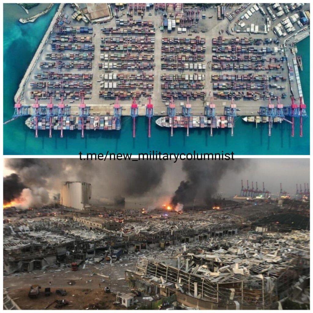 Кто ответит за трагедию в Бейруте