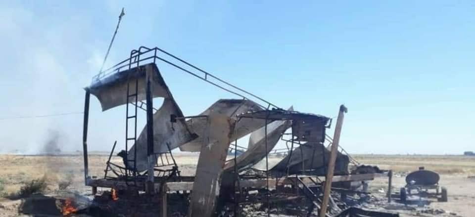 Авиация США нанесла удар по сирийской армии