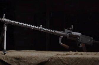 Немецкая «оборонка» после поражения в 1-й мировой войне: производство пулемёта MG13
