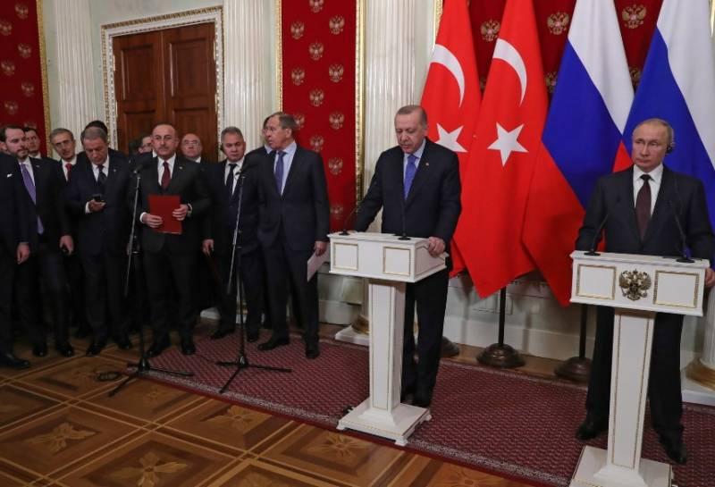 Москва одерживает стратегическую победу в Закавказье