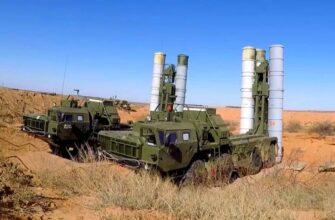 В Ливии незаметно развернули зенитно-ракетный комплекс С-300