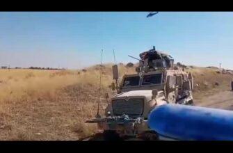 Военные США ранены русскими войсками в Сирии (Видео)