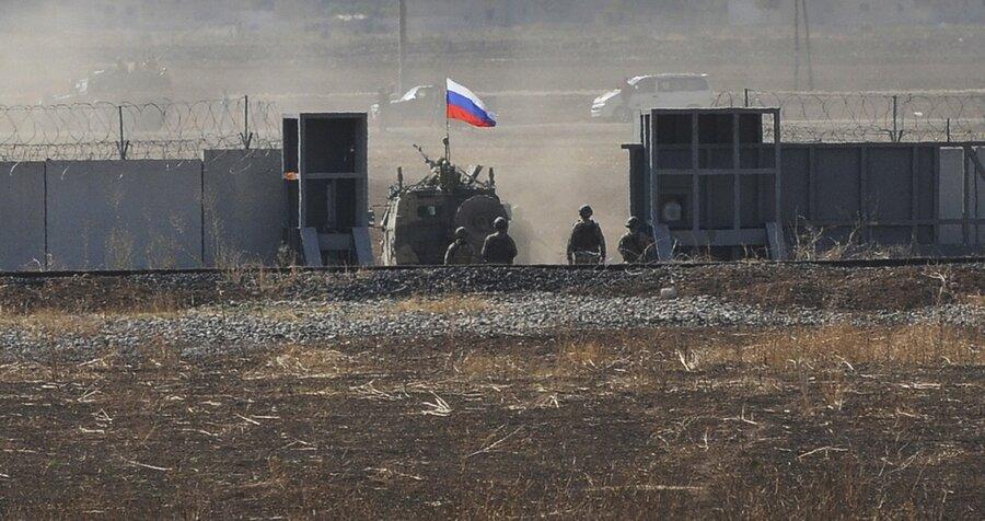 В Сирии погиб генерал-майор Вячеслав Гладких