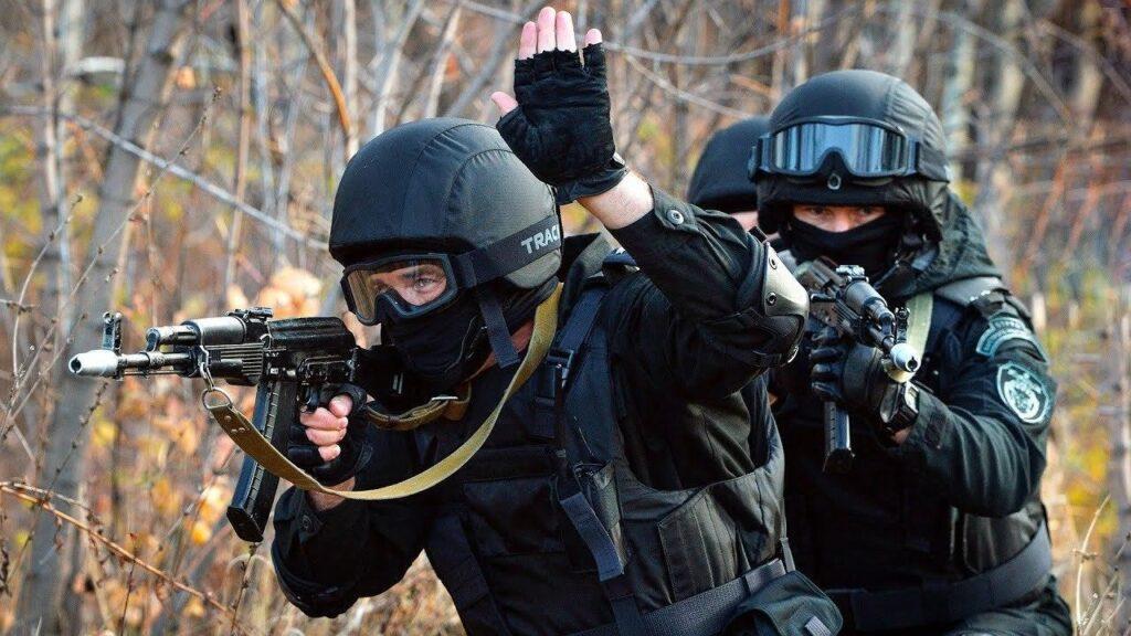 Путин: Россия создала резерв правоохранителей для Белоруссии