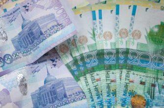 В Казахстане продолжают расти заработные платы