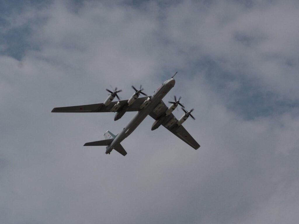 Ту-95МСМ совершил первый полёт