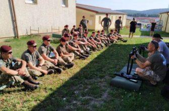 Немецкие пользователи недоумевают в связи с введением украинских десантников в американский полк на учениях в Баварии