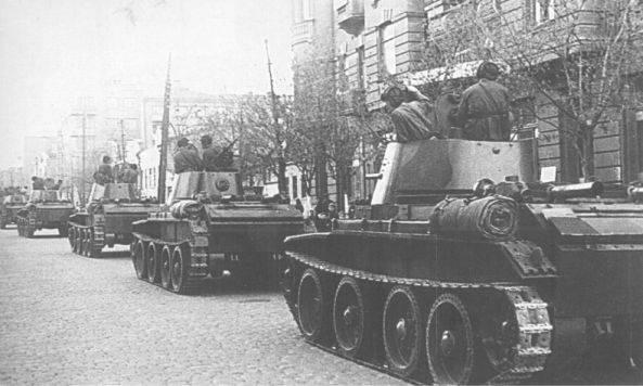 Много-много танков?