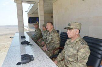 Блицкриг не заладился. Алиев грозит еще одним «уроком Армении»