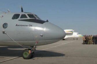 Двигатели упавшего под Харьковом Ан-26 не проходили капремонт около 30-ти лет