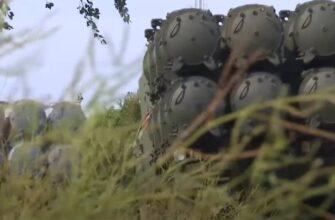 Сообщается об особенностях новейшего берегового ракетного комплекса «Рубеж»