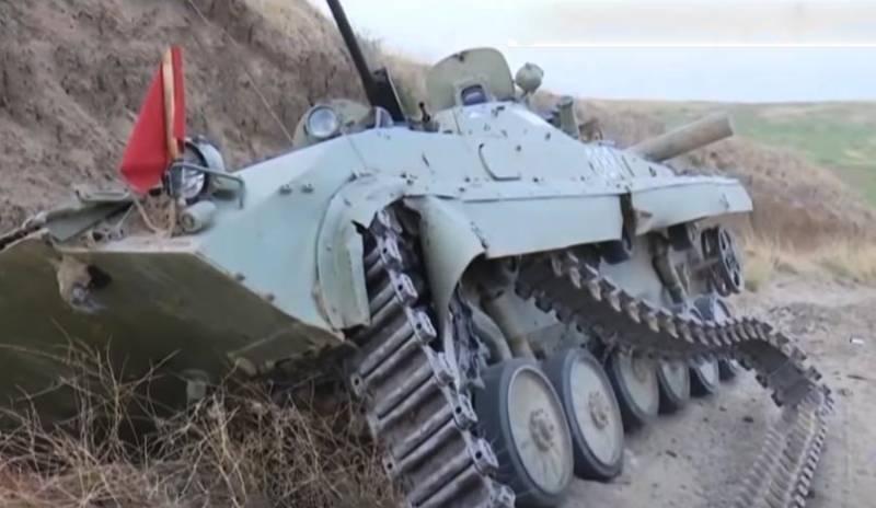 Армения опровергает заявления о потере командира десантно-штурмового батальона