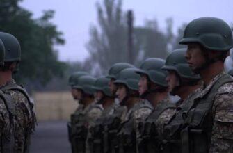 Один день из службы киргизского спецназа