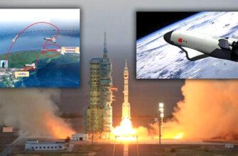 Китайский секретный беспилотник выпустил в космос неопознанный объект