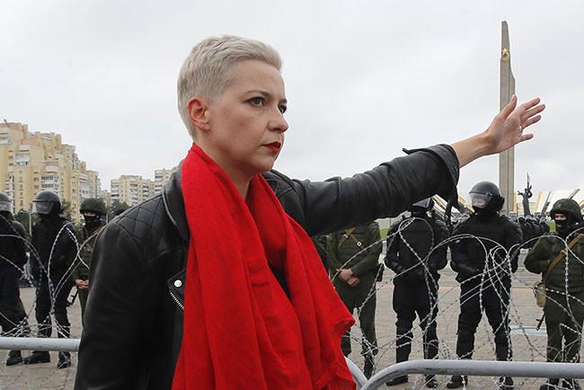 Кто стоит за исчезновением белорусской оппозиционерки Колесниковой?