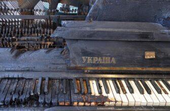 В Херсоне травят детскую музыкальную школу за конкурс русской песни
