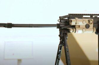 Ручной пулемёт Калашникова с ленточным боепитанием - РПЛ-20 калибра 5,45 мм