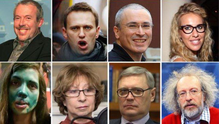 Русофобская интеллигенция в России