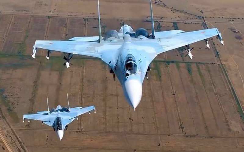 Объединив Су-35 и Су-30, Россия освободит мощности под новейший МиГ-41