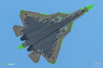 В США оценили ключевой комплекс Су-57, который позволит вывести истребитель на новый уровень