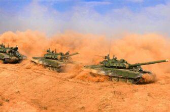 «Китайским военным потребовалось всего 2 часа, чтобы освоить вождение наших боевых машин» - подполковник ВС РФ на учениях