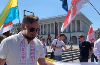 Травля российских журналистов белорусской оппозицией