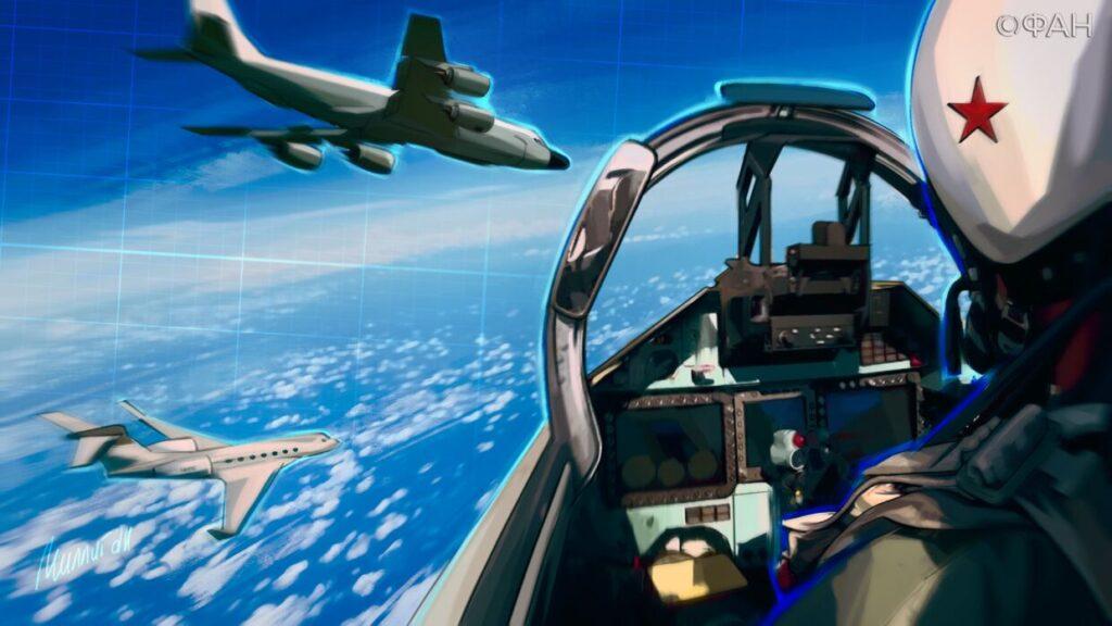 В Госдуме объяснили, что станет с самолетами НАТО при нарушении границ РФ