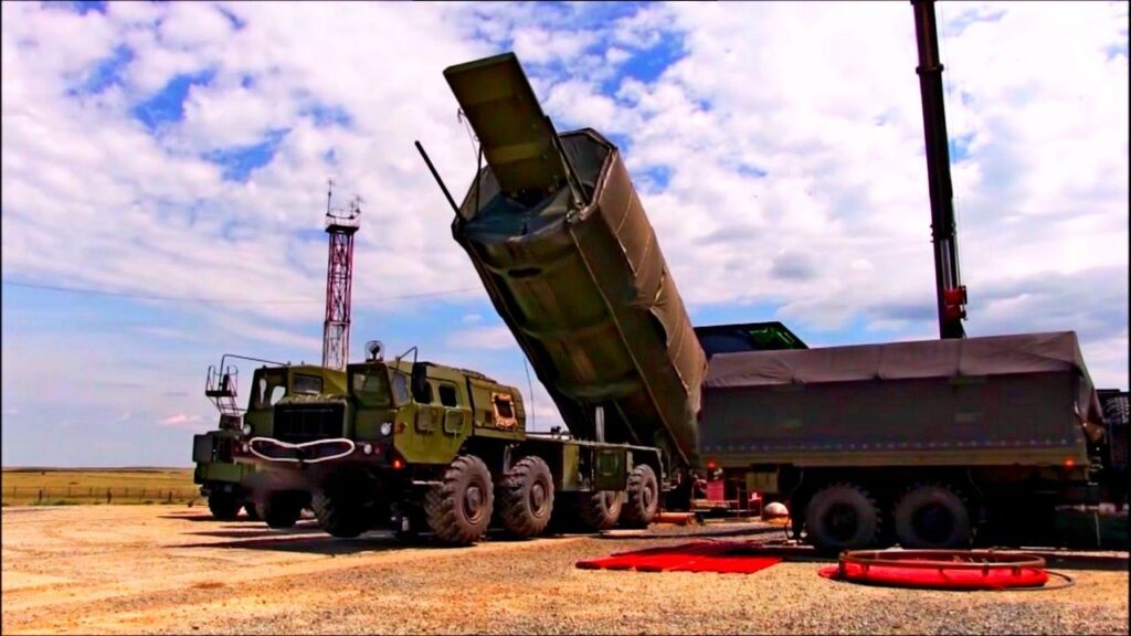 Инфраструктура для гиперзвукового ракетного комплекса «Авангард»