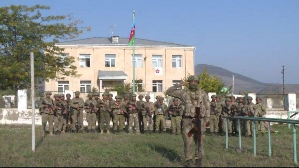 Азербайджанская армия заняла город Зангелан на юго-западе Нагорного Карабаха