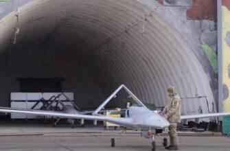 Украина готовится производить турецкие беспилотники Bayraktar
