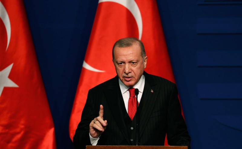 Эрдоган предрек конец Европы