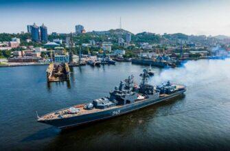 «Маршал Шапошников» вышел на второй этап испытаний в море