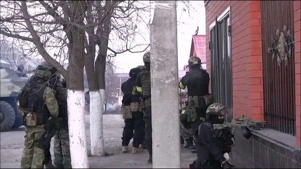 В Ингушетии силовики ликвидировали боевика