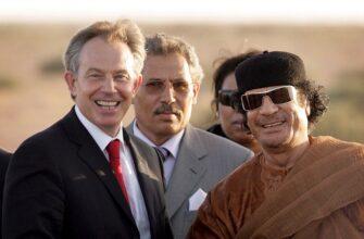 20 октября 2011 года был убит Муамар Каддафи
