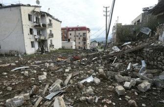 В Нагорном Карабахе заявили о сорванном азербайджанском наступлении на северо-восточном направлении