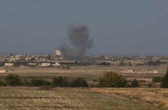 Азербайджан обвинил Армению в ударе по стратегическому нефтепроводу