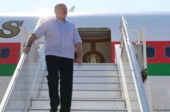 Рабочие Lufthansa Technik отказались обслуживать самолет Александра Лукашенко
