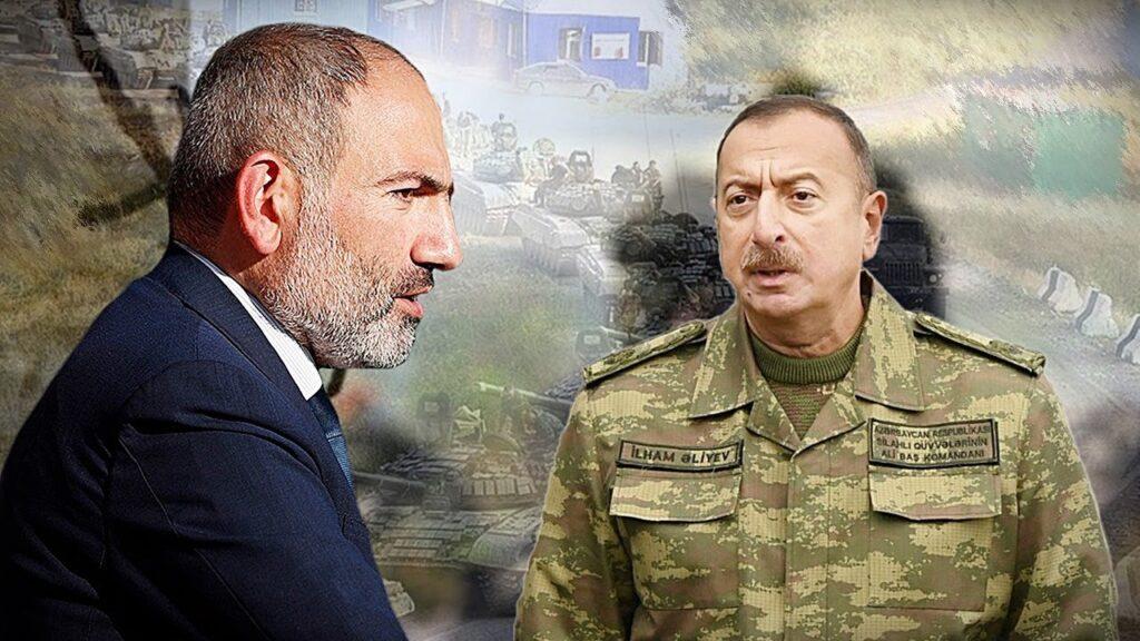 От войны в Карабахе зависит длительность правления Пашиняна и Алиева